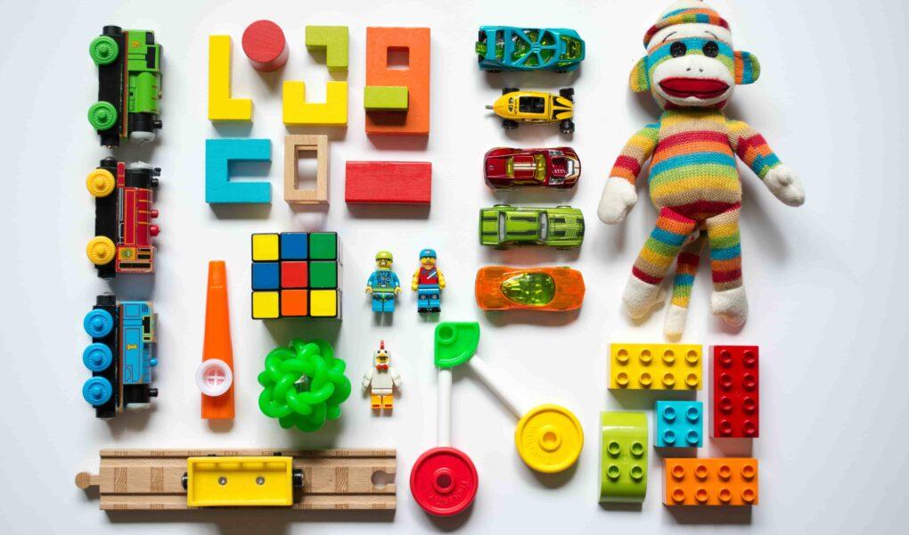 Elektronisch- versus normaal speelgoed
